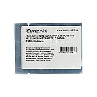 Чип Europrint CF400A Чёрный