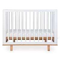 Кроватка-трансформер Happy Baby Mirra белый