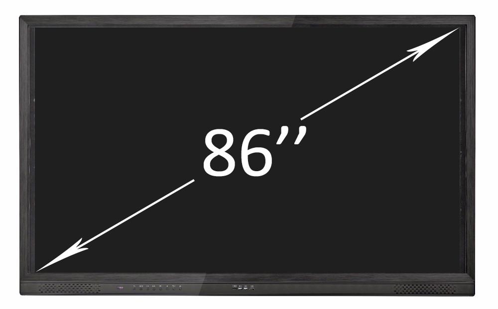 ИНТЕРАКТИВНАЯ ПАНЕЛЬ DIGITOUCH GT86 4K