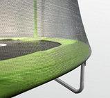 Батут Oxygen Fitness Standard 10 ft inside (Light green), фото 7