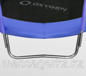 Батут Oxygen Fitness Standard 10 ft inside (Blue) - фото 7