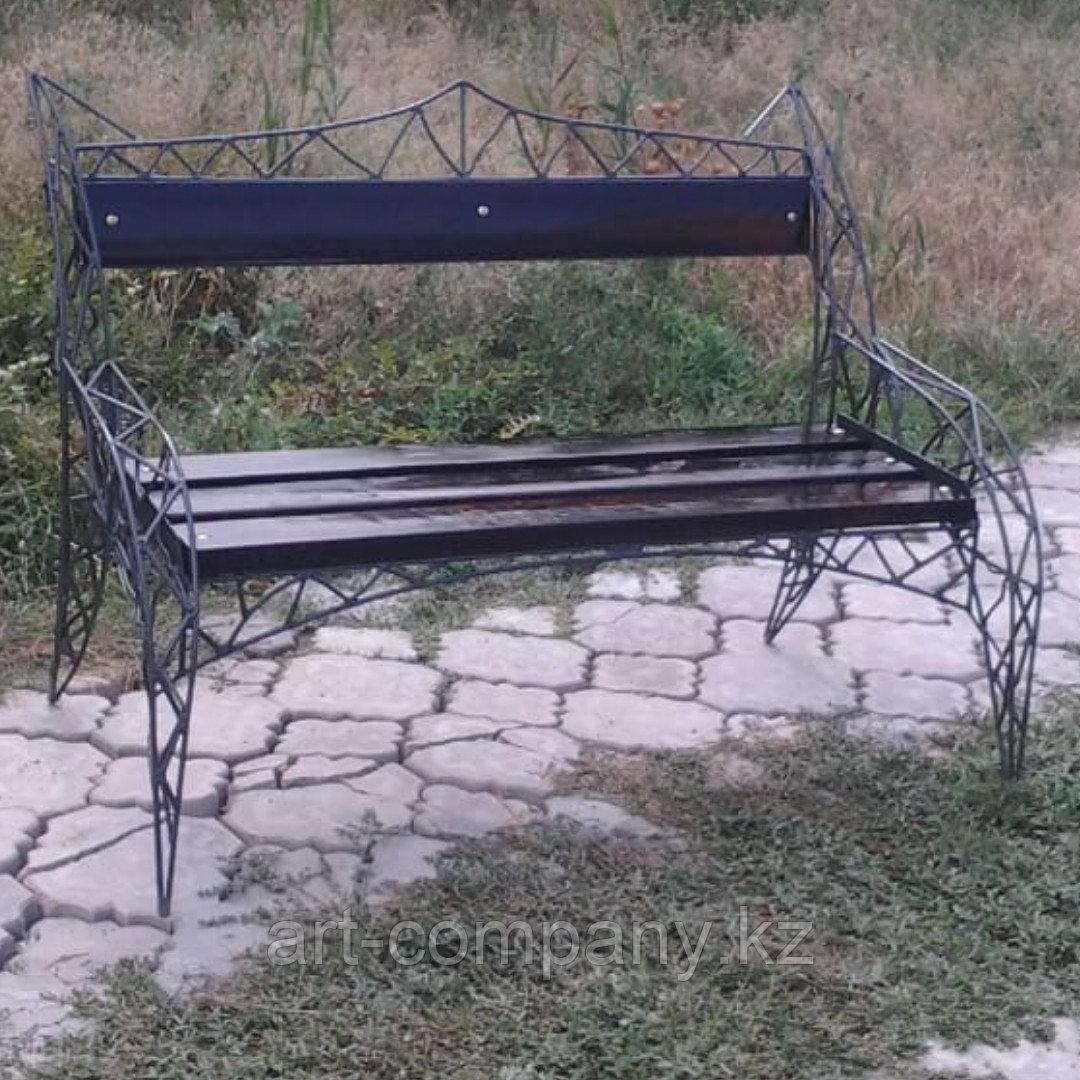 Скамейка необычная скамейка эксклюзивный