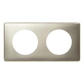 Celiane Рамка 2п (4м) Титан /068902/