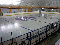 Хоккейный корт 40×20