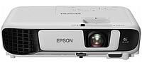 Проектор Epson EB-X41 V11H843040, LCD:3 P-Si TFT, XGA (1024x768), VGA, RCA, HDMI, USB,,SECAM,HDTV (H