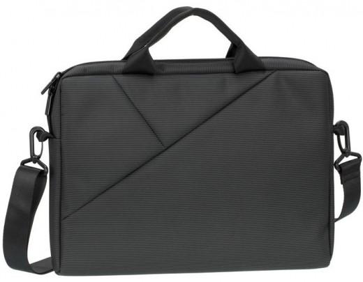 """Сумка для ноутбука RivaCase 8730 Grey (15.6"""")"""
