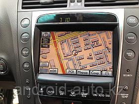 НОВЫЕ за 2020 год Обновления карт для навигации LEXUS S190 GS350 GS460H с 2010-2012 годов выпуска.