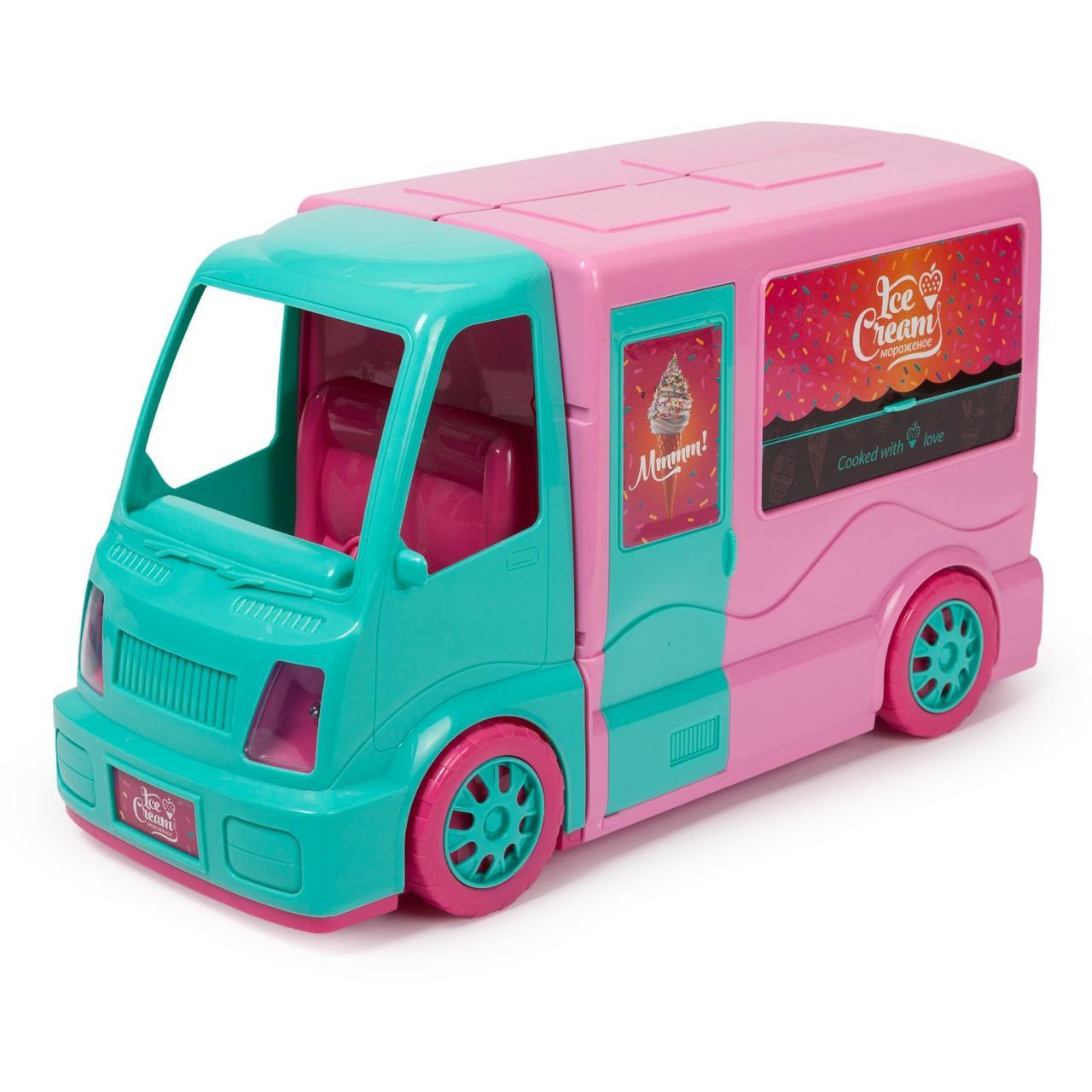 Игровой набор Фургончик с мороженым
