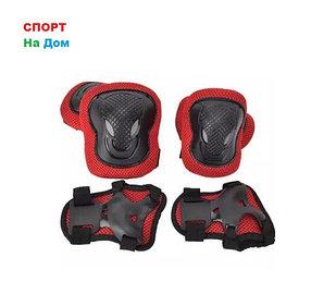 Защита для роликовых коньков взрослая (цвет черный, размер L)
