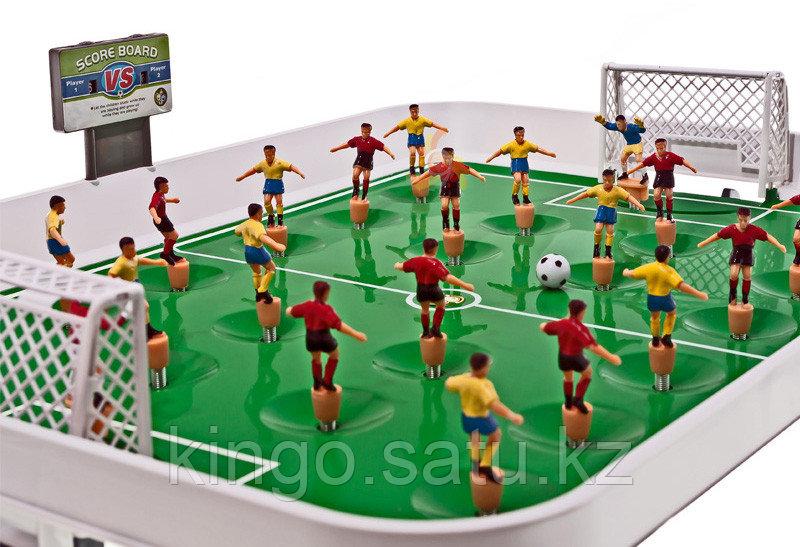 Настольный футбол - фото 1