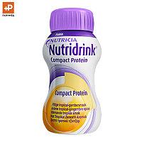 Нутридринк Компакт Протеин с согревающим вкусом имбиря и тропических фруктов 125 мл