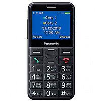 """Мобильный телефон Panasonic TU150 черный 2Sim 2.4"""""""