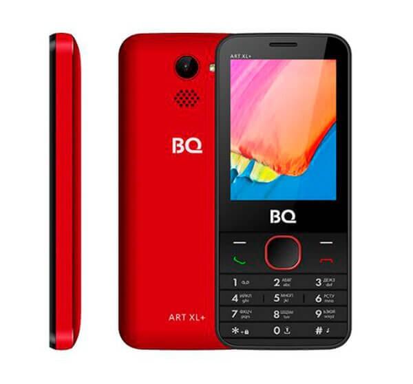 Мобильный телефон BQ-2818 ART XL+ Красный