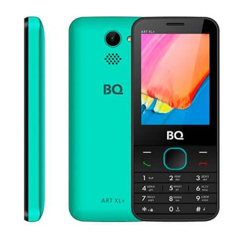 Мобильный телефон BQ-2818 ART XL+ Аквамарин