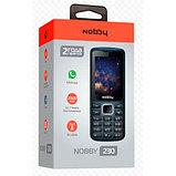 Мобильный телефон Nobby 230 черный, фото 3