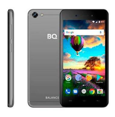 Смартфон BQ-5206L Balance Серый
