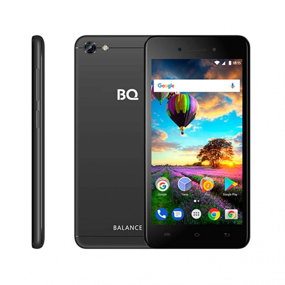 Смартфон BQ-5206L Balance Чёрный