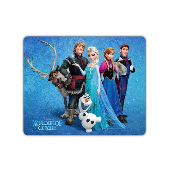 Коврик, X-Game, Frozen (Холодное сердце) V1.P, 210*260*3 мм., Пол. Пакет