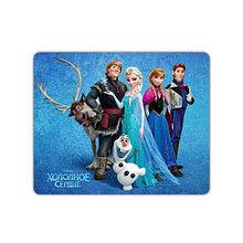 Коврик для компьютерной мыши X-Game, Frozen (Холодное сердце) V1.P, 210*260*3 мм., Пол. Пакет