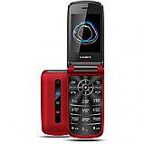 Мобильный телефон Texet TM-414 красный, фото 3