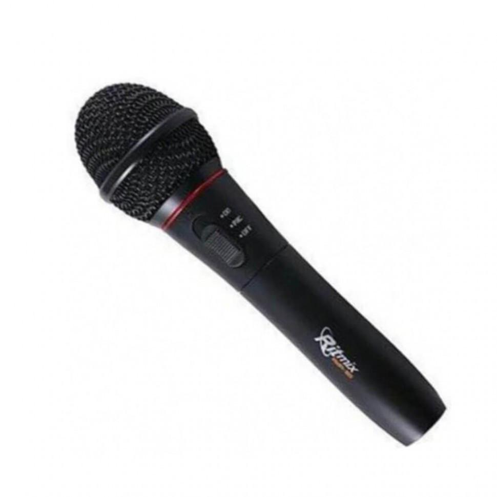 Микрофон вокальный RITMIX RWM-101 черный