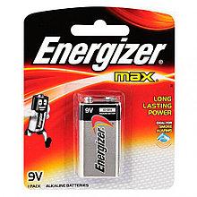 Элемент питания Energizer MAX 522/9V Крона 1 штука в блистере