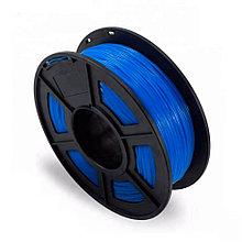 Пластик для 3D принтеров гибкий, SunLu, синий