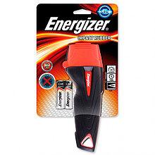 Фонарь компактный Energizer IMPACT 2x AAA черно-красный