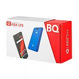 Смартфон BQ-4500L Fox LTE Черный, фото 2