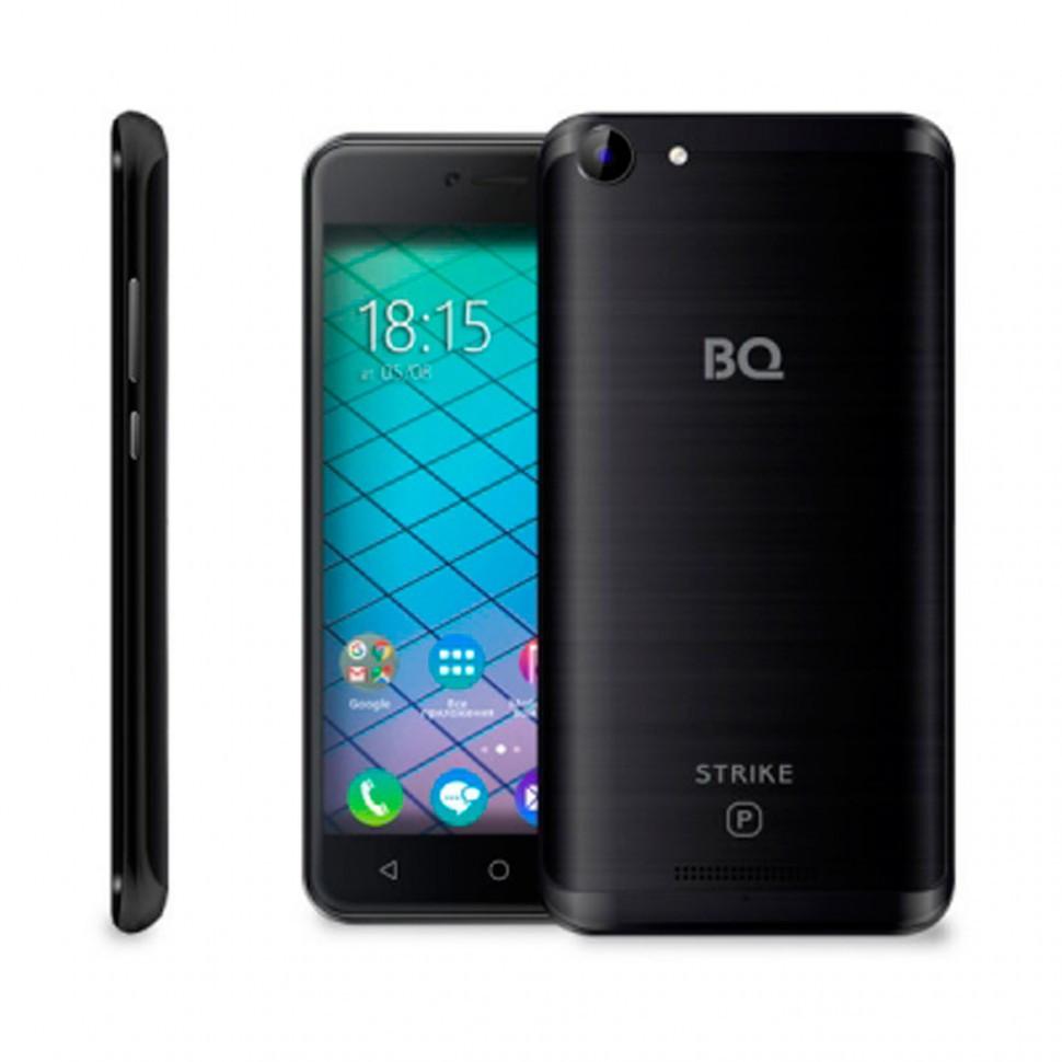 Смартфон BQ 5059 Strike Power Gray Brushed