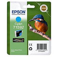 Картридж с голубыми чернилами Epson, C13T15924010