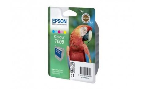 Картридж Epson C13T00840110 I/C color for Stylus Photo 870  new