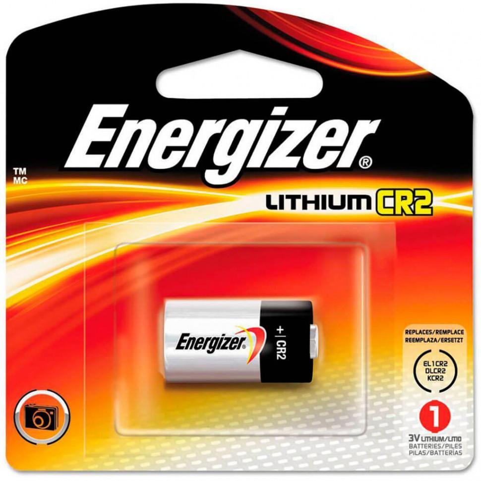 Элемент питания Energizer CR2 Lith.Photo 1