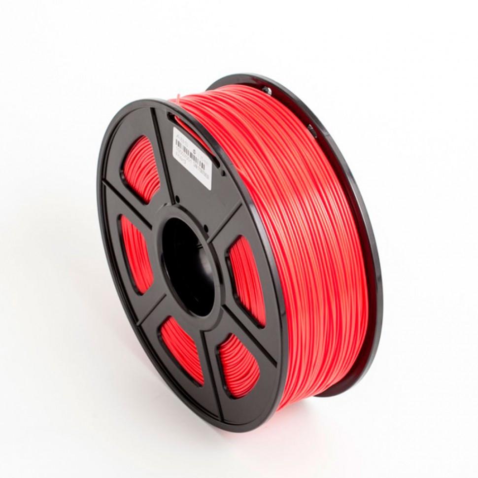 Пластик для 3D принтеров PLA+, SunLu, красный