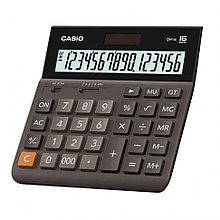 Калькулятор настольный CASIO DH-16-BK-S-EP