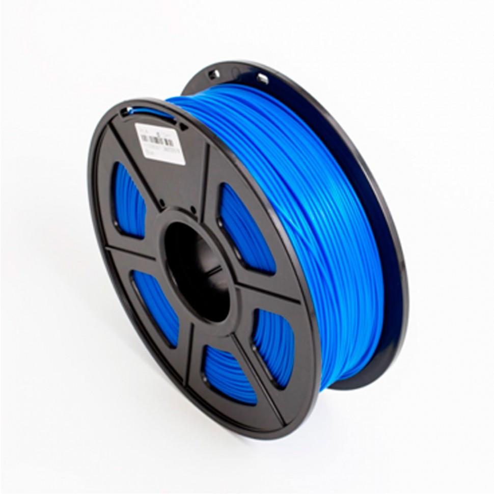 Пластик для 3D принтеров PLA, SunLu, синий