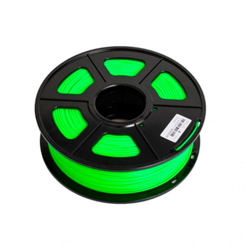 Пластик для 3D принтеров PLA, SunLu, зеленый