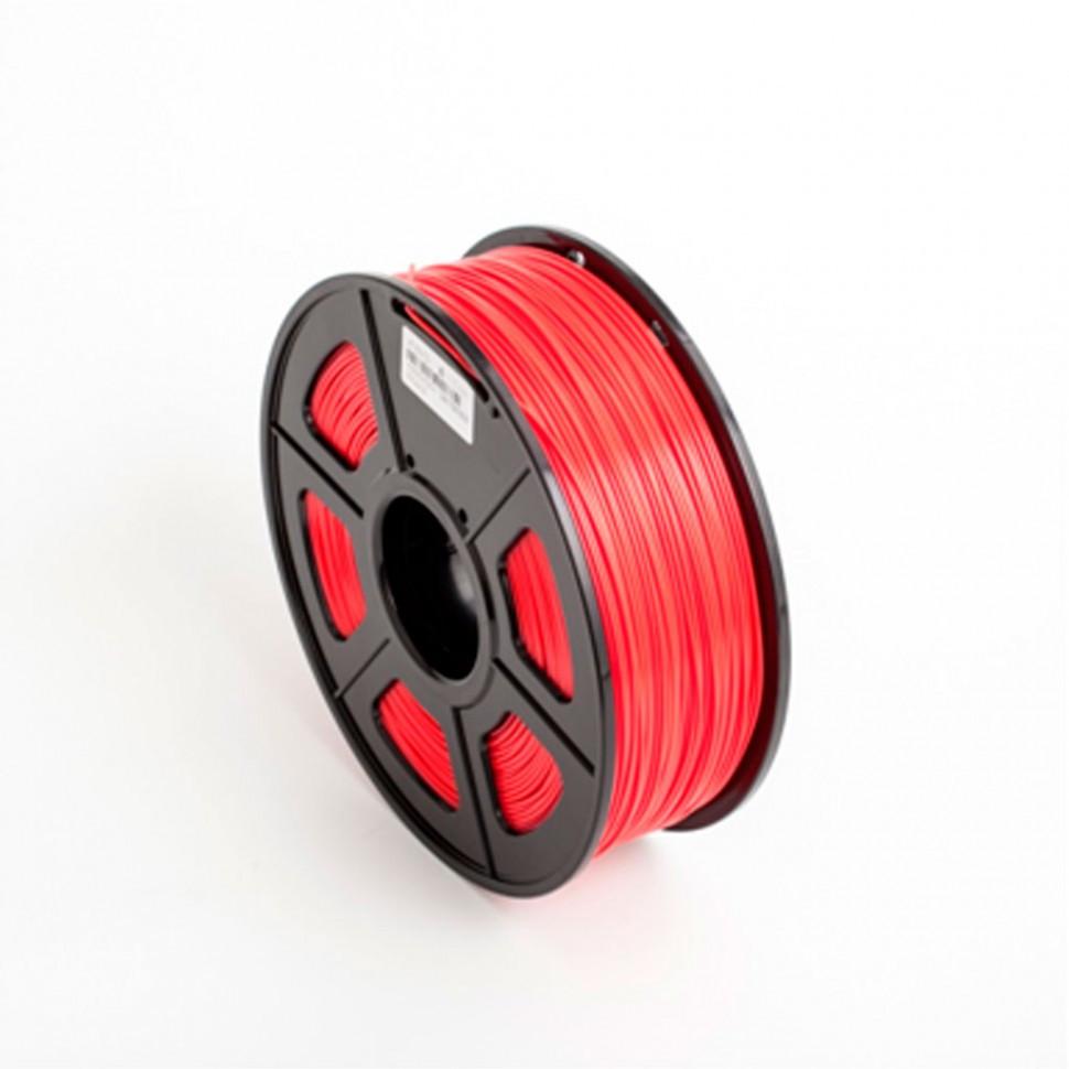 Пластик для 3D принтеров PLA, SunLu, красный