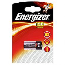 Элемент питания Energizer 123 Lithium FSB1