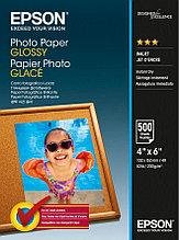 Бумага глянцевая Epson, C13S042549, 10x15 см, 500 листов
