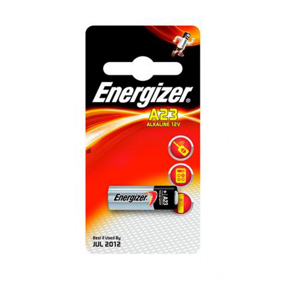 Элемент питания Energizer A23 -1 штука в блистере