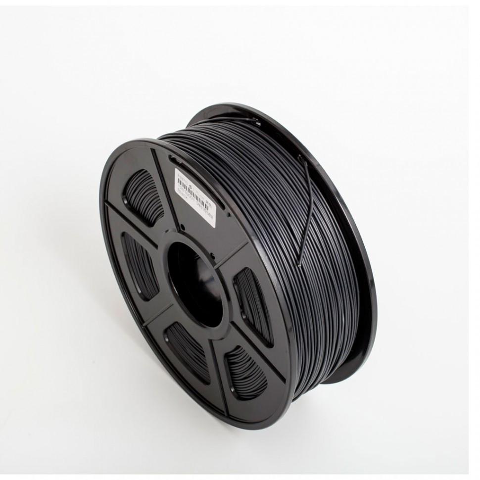 Пластик для 3D принтеров ABS (проводящий), SunLu, черный