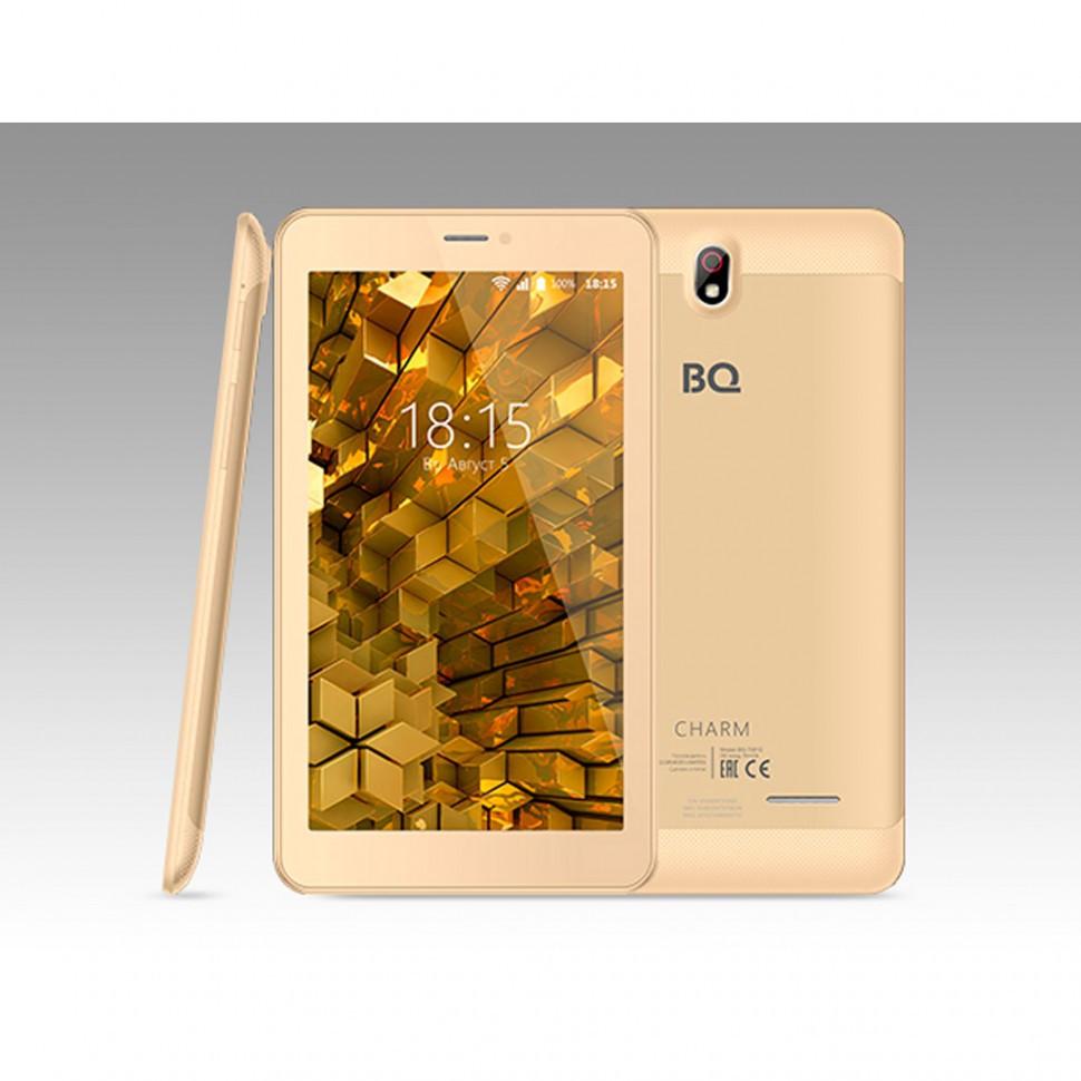 Планшет BQ-7081G Charm Gold