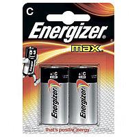 Элемент питания LR14 С Energizer MAX Alkaline 2 штуки в блистере
