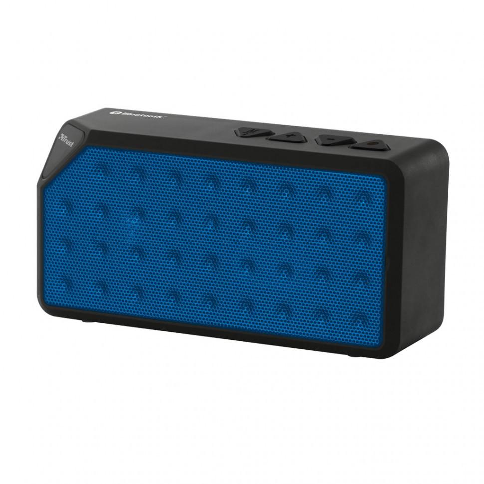 Компактная акустика Trust YZO (Bluetooth) синий