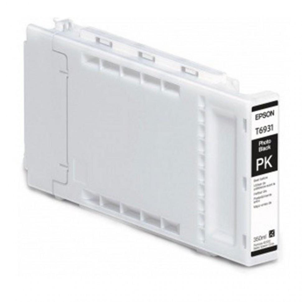 Картридж Epson C13T693100 T3000/5000/7000, Т3200/5200/7200 фото черный