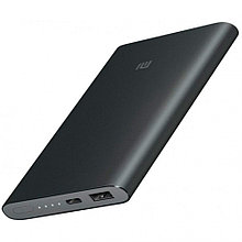 Зарядное устройство Power bank Xiaomi Mi 10000 mah MicroUSB-USB-C в комплекте серый