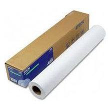 """Бумага для плоттера Epson, матовая, 24"""" - 25m, плотность 180гр, C13S041385"""