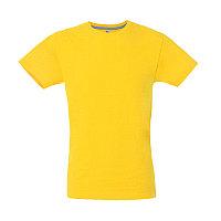 Футболка мужская CALIFORNIA MAN 150, Желтый, 2XL, 399930.52 2XL