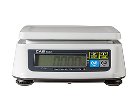 Настольные весы CAS SWN-15